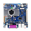 Manufacturer Motherboard with Intel Atom CPU / 8*USB/2* RJ45 Port/6*COM/1*Lpt