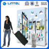 Folding Exhibition Fabric Banner Display Pop up Stand