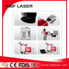 Hand-Held Portable Automatic PVC Metal Fiber Laser Marking Machine