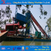 Wet or Dry Sand Bucket Chain Gold Dredger for Africa