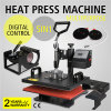 "15"" X 12"" (38X30cm) Combo Heat Press T Shirt Mug Cup Hat Cap Sublimation"
