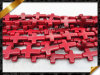 Red Turquoise Cross Jewelry, Wholesale Cross Charms (GB053)