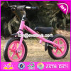New Design Metal Girls Pink Balance Bicycle for Kids W16c168