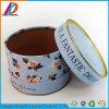 Full Color Printing Biodegradable Cardboard Paper Tube Custom Cosmetic Box