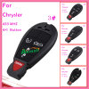 Car Key for Chrysler Cherokee with 4+1 Buttons 433MHz for USA M3n5wy783X