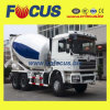 8cbm Rhd Concrete Mixer Truck with HOWO Chassis
