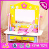 New Design Pretend Play Toy Wooden Play Makeup W08h070