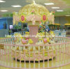 Newest Design Mini Amusement Park Carousel Ride for Indoor Playground