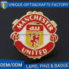 Promotional Hot Sale Printed Metal Pin Badge Gold Plating Badge