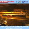 Steel Mill Factory Applied Double Girder Overhead Crane