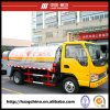 4000L Carbon Steel Q345 Carbon Steel Mobile Refuelling Tank Truck for Light Diesel Oil Delivery with High Quality (HZZ5060GJY)