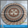 Mixed Natural Marble Mosaic Floor Medallion for Hotel Interior Decoration