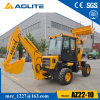 Aolite Mini Wheel Loader with Backhoe Attachment for Sale, Small Backhoe Loader for Sale
