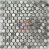 Round Silver Color Metal Mosaic Stainless Steel Mosaic (CFM822)
