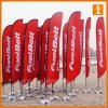 Custom Outdoor Advertising Teardrop Flag (Tj-06)