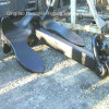Baldt Stockless Anchor, Black Painted, Hall Anchor, Spek Anchor, Hhp Stockless Anchor, Delta Hhp Anchor