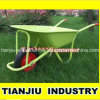 Wb5009 85L Powder Coating Steel Garden Wheelbarrow