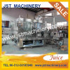 High Temperature Hot Beverage Filling Machine / Plant 3 in 1 for Pet Bottle