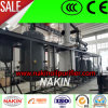 High Vacuum Oil Distillation Recycling Plant, Used Oil Regeneration Plant