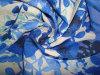 Print Silk Cotton Interweave Poplin Fabric