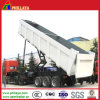 Construction Machinery 3axles Tipper/ Dump Semi Trailer with End Dumping