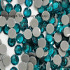 High Quality Ss10 Blue Zircon Hotfix Rhinestone Crystal Strass