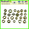 Flange Rail Nuts Lock Bolt