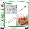 Slatwall Chrome Display Hooks for Supermarket