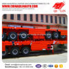 Storehouse Semi Trailer with Mechanical Suspension