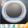 High Temperature Food Grade Silicone Custom Pipe Flange Rubber Gasket / Pump Rubber Gasket
