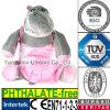 CE Gift Stuffed Animal Pink Dress Hippo Plush Toy