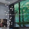 Modern Glass Pendant Light Lighting for Project or Hotel