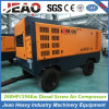 260HP 18bar Diesel Engine Portable Screw Air Compressor for Mining