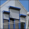 High Quality Anti-Mosquito/Hurricance Roller Shutter