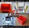 OEM Custom Injection Plastic Beer Bottle Crate Mould