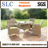 Rattan Dining Round Table and Chairs (SC-B6904)