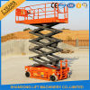 8m Electrical System Scissor Lift/Battery Power Scissor Lift