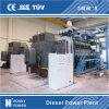 Diesel Electric Generating Plant 1MW-500MW