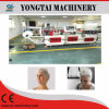 Disposable PP Nonwoven and Plastic PE Round Bouffant Cap Machine