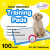 "Hot Sale - 24""X24"" Doggie Pet Training Wee-Wee Pads"