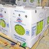 Fresh Plastic Corrugated Box Okra Asparagus Green Bean Packaging Box
