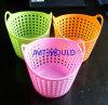 Plastic Laundry Basket Mould