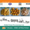 Factory Supply Slanty Pellet Chips Extruder