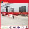 Single Axle Truck Semi Tractor Container Trailer with Chassis Type