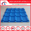 Blue Color Coated PPGI PPGL Corrugated Steel Sheet for Roofing