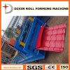 Customized European Standard Glazed Tile (parelmo) Roofing Forming Machine
