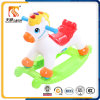 New Riding Toy Plastic Rocking Horse with Music and Flashing Light