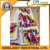 Colorful Printed Towel with Embroidery Logo for Gift (KT-002)