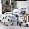 2015 Korean 100% Cotton Printing Bedding Set for Winter