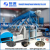 Long Working Time Small Sawdust Briquette Forming Press Machine China
